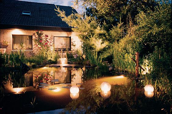Re: Освещение загородного дома.