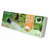 Uv-c unit 18w clear control 50 l, cross-flow biofill, giant biofill xl